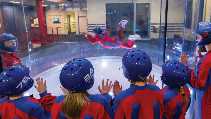IFly Indoor Skydiving Miami