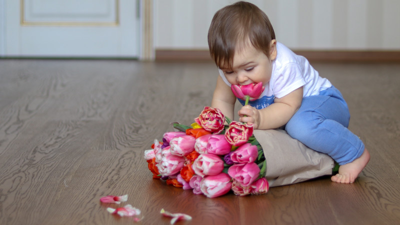 35 Adorable Baby Names Inspired By Spring Mommy Nearest