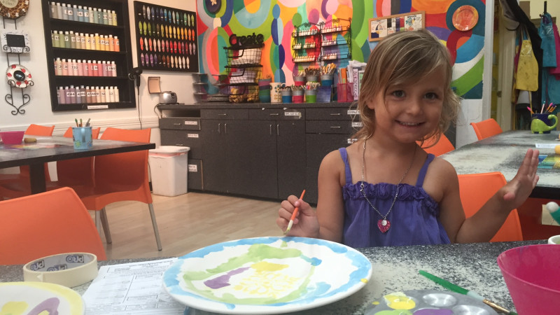 Image for The Best Drop-In Art Classes for Last Minute Fun in Houston article