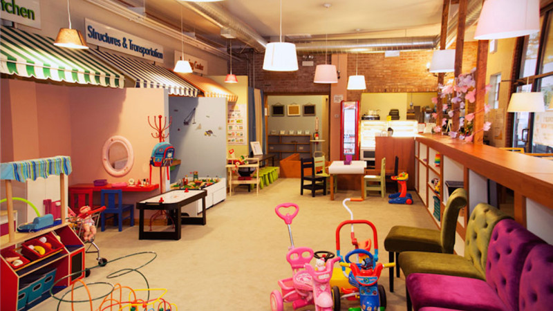 Fantastic 15 Best Indoor Play Spaces In Chicago For Kids Mommy Nearest Home Interior And Landscaping Ologienasavecom