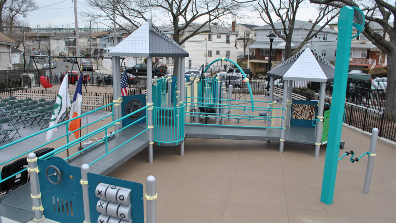 NYC parks and playgrounds