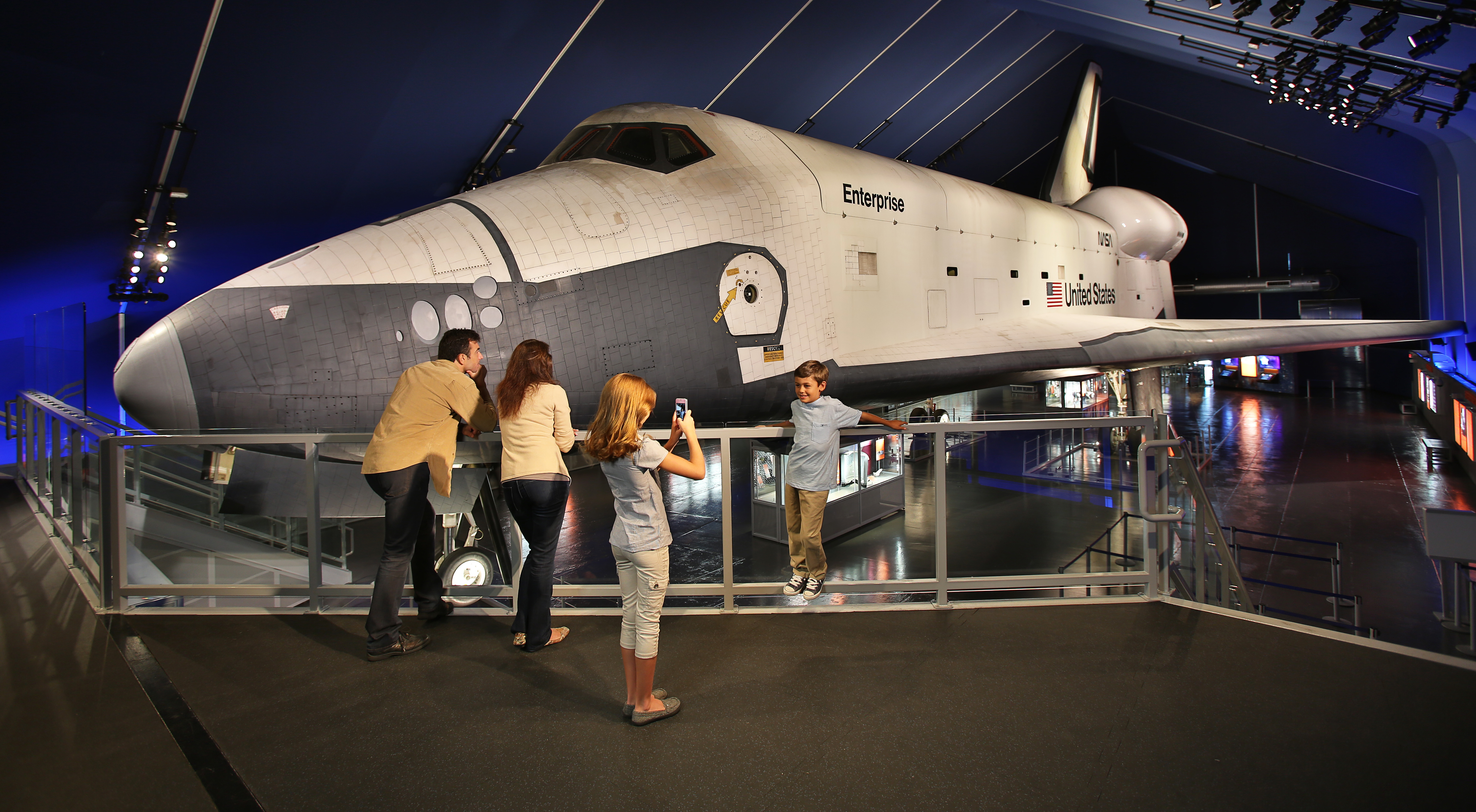 Mommy Nearest - Must Do: The Intrepid Sea, Air & Space Museum