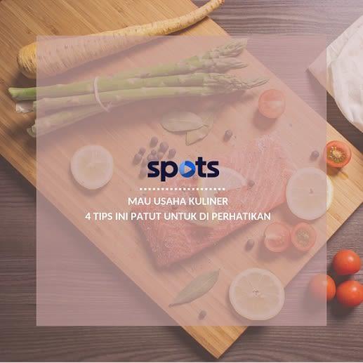 Mau Usaha Kuliner, 4 Tips Ini Patut Untuk Di Perhatikan