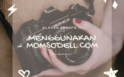 Kenapa Memilih Nama Momsodell.com