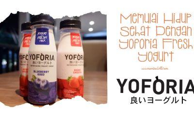 Memulai Hidup Sehat dengan Yoforia Fresh Yogurt