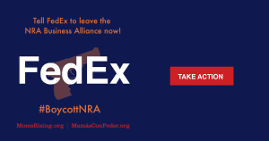 "<a href=""https://action.momsrising.org/cms/view_by_page_id/4635/?source=action"">Tell FedEx: Stop Supporting the NRA!</a>"