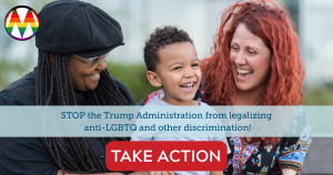 "<a href=""https://action.momsrising.org/cms/view_by_page_id/12412/?source=action"">Stop the Trump Administration from Legalizing Discrimination!</a>"