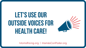 "<a href=""https://action.momsrising.org/cms/view_by_page_id/15710/?source=action"">Quick action: Help your community get health coverage with the NEW Special Enrollment Period through August 15th!</a>"