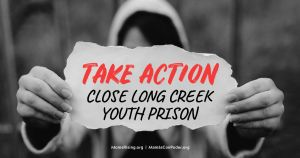 """<a href=""""https://action.momsrising.org/cms/view_by_page_id/13562/?source=action"""">Tell Governor Mills the time is NOW to CLOSE Long Creek Youth Prison!</a>"""