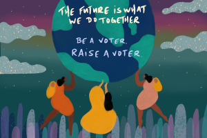 "<a href=""https://action.momsrising.org/survey/GOTVpostcards_future/?source=action"">The Future Is What We Do Together</a>"