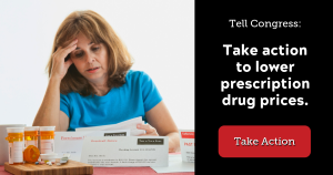 "<a href=""https://action.momsrising.org/cms/view_by_page_id/17013/?source=action"">Quick signature! Tell Congress to lower drug prices!</a>"