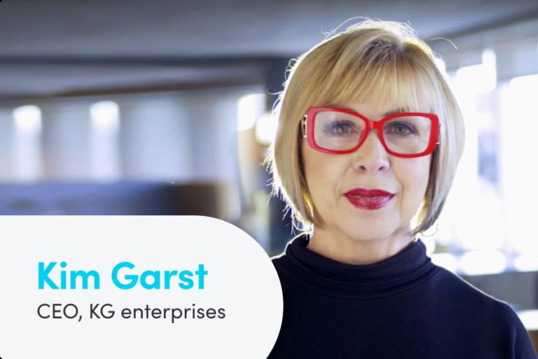 Como Kim Garst amplió su negocio y su equipo remoto rápidamente