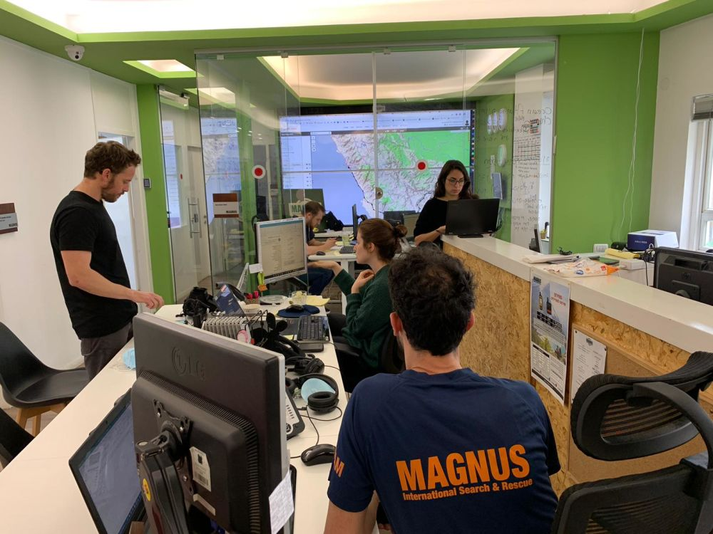 Meet MAGNUS International Search & Rescue