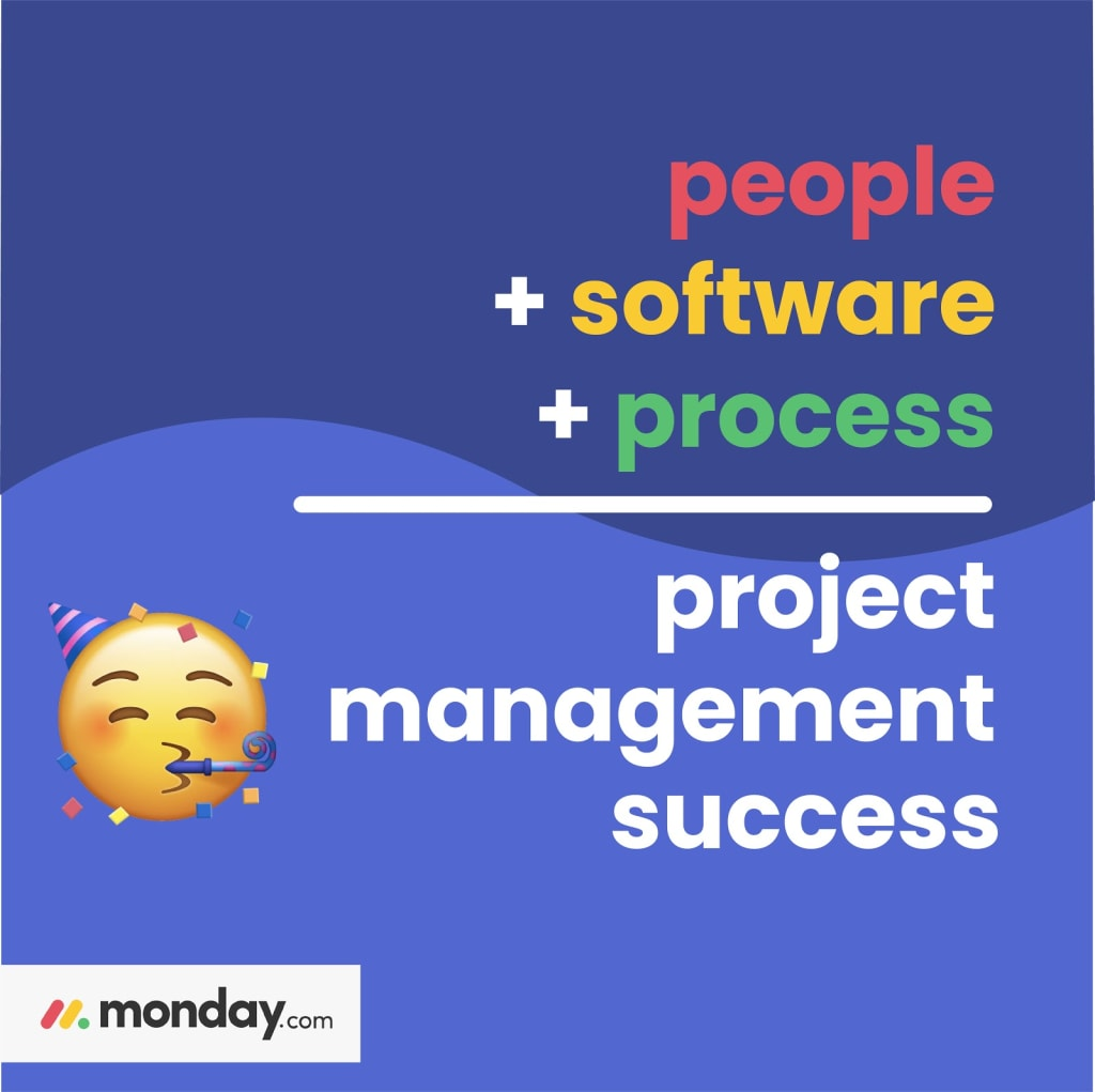 project management success equation