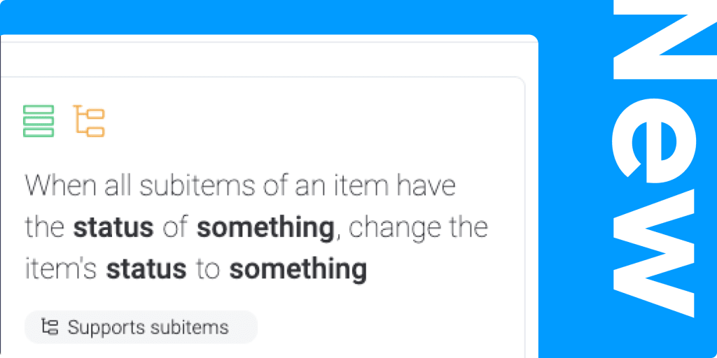 Filter recipes by keywords, automation enhancements, and more!