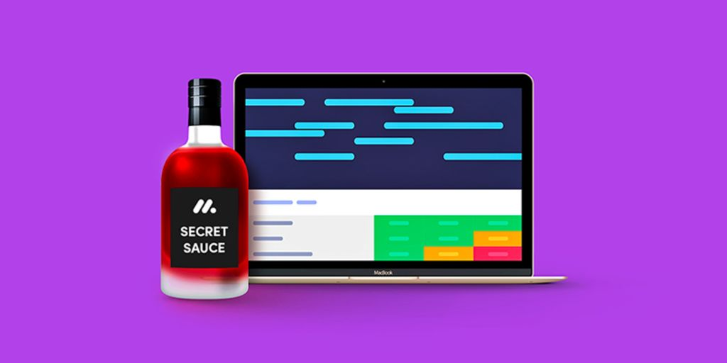 The secret sauce for creating an amazing product