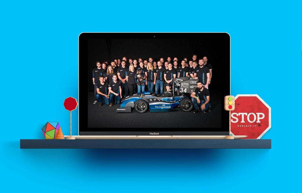How Schanzer racing used monday.com to build a race car!