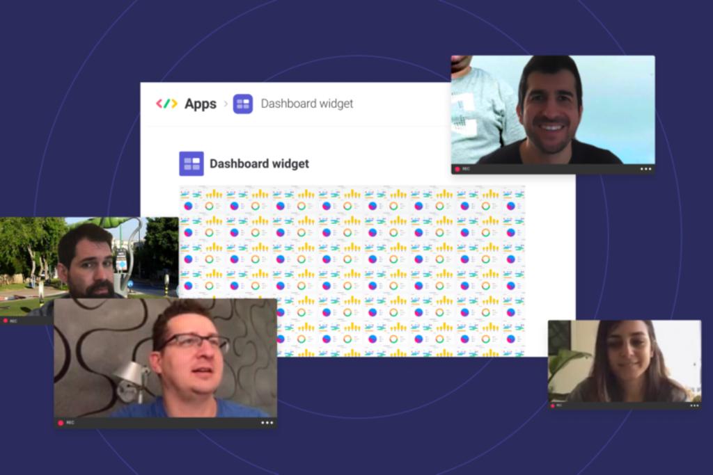 Como conseguimos fazer um hackathon remoto de 2 dias para lançar os aplicativos monday
