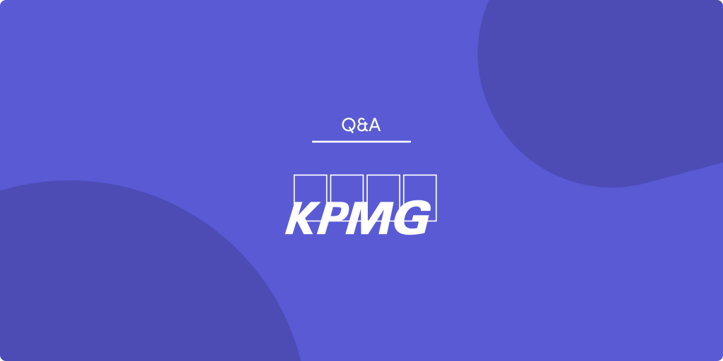 Q&A: How KPMG built an integration with its Smart Document Reader seamlessly using monday Apps
