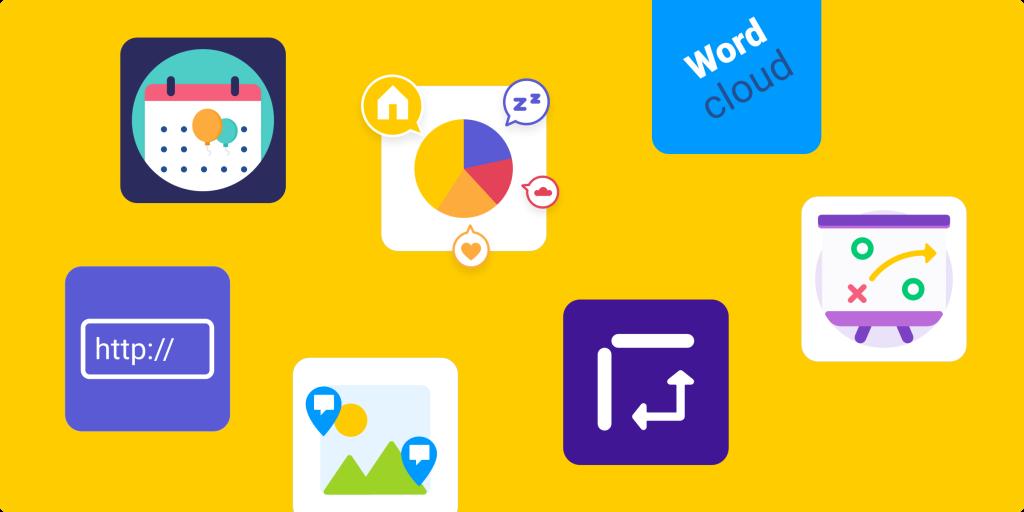 Télétravail : 7 nouvelles applications spécialement conçues pour le télétravail grâce au framework monday Apps