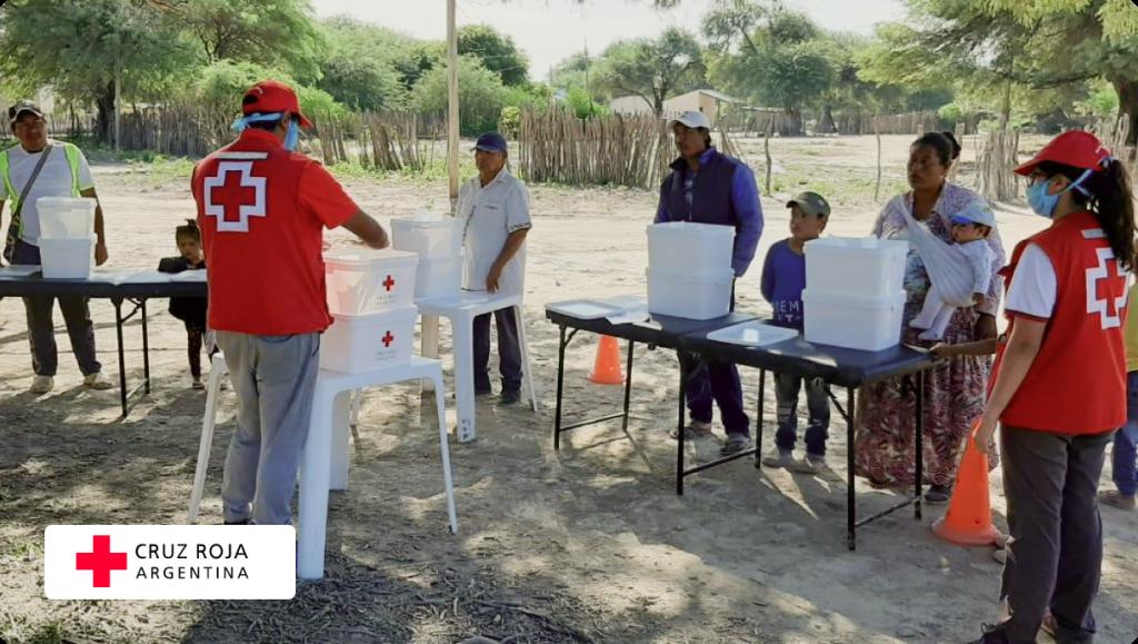 Cómo la Cruz Roja Argentina logró la digitalización de procesos básicos para incrementar la eficacia y combatir la COVID-19