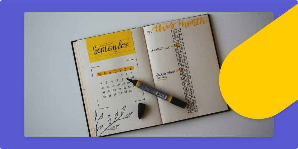 How to achieve greater productivity by using the bullet journal