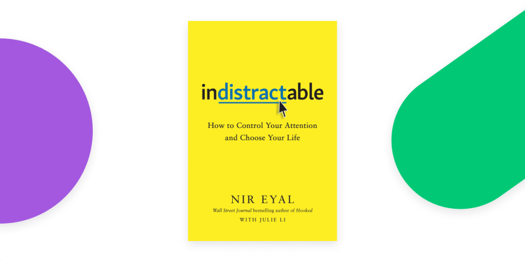 How to not get distracted, Q&A with best-selling author Nir Eyal