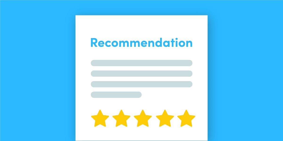 Good Letter of Recommendation has a Lot of Impact-min