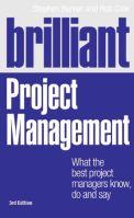 Project management books: Brilliant Project Management