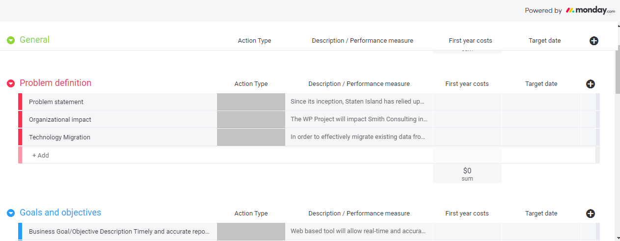 An example of a project proposal template