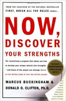 management books: Now, Discover Your Strengths