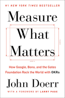 management books: measure what matters