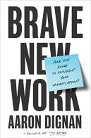 management books: Brave New Work