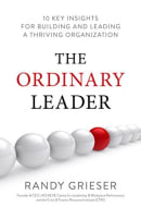 management books: The Ordinary Leader