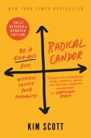 management books: Radical Candor