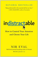 management books: Indistractable