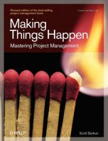 Project management books: make things happen