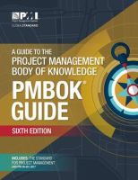 Project management books: A Guide to the Project Management Book of Knowledge