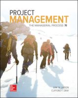 Project management books: Project Management - The Managerial Process