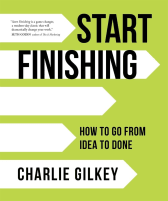 management books: Start Finishing