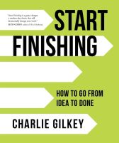 management books: Start Finishing