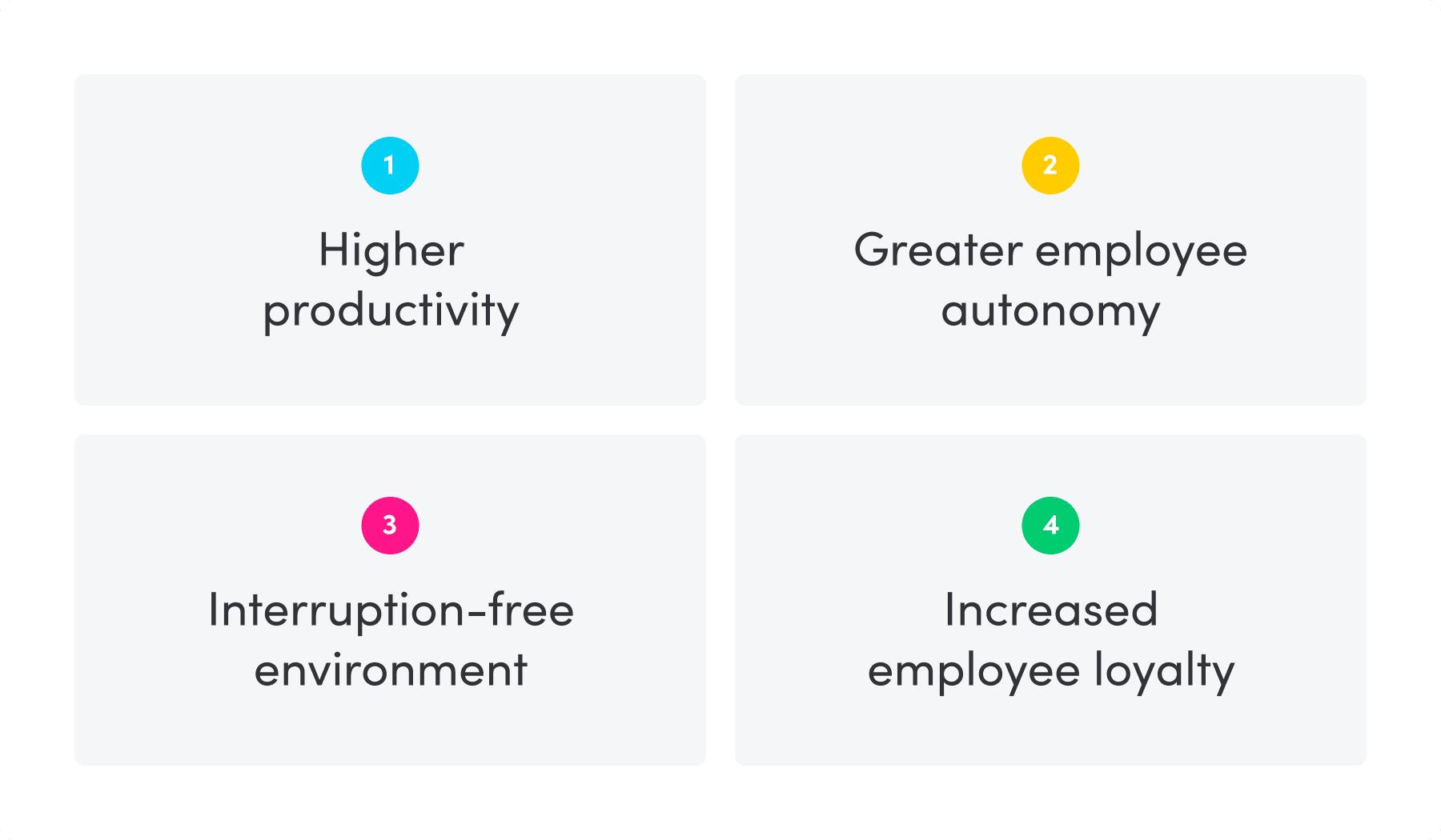 remote teams benefits
