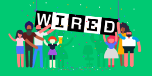 We're on Wired's list of Europe's 100 hottest startups