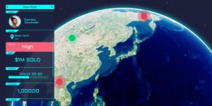 ubicaciones del mundo