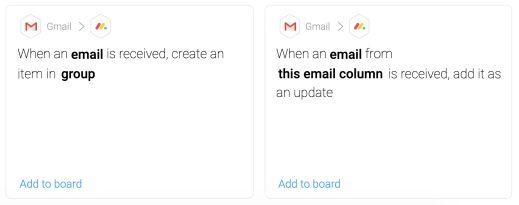 Integração de imagens do Gmail