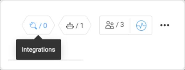 selecciona nuestro icono de integraciones
