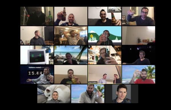 remote hackathon zoom