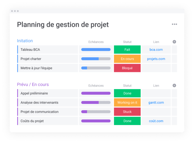 Simple-board-project-management