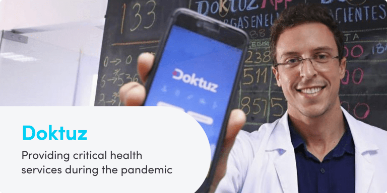 How Doktuz is providing critical health services during COVID-19