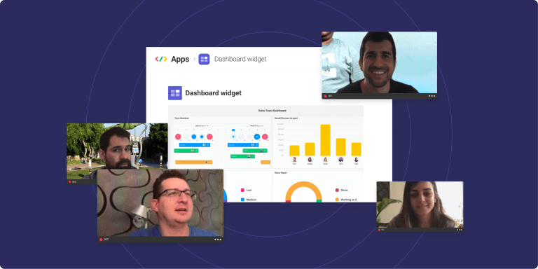 How we pulled off a 2-day remote hackathon to launch monday Apps